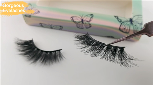 Private Label 3d faux mink eyelashes Eyelash Factory-Gorgeous Eyelashes Ltd