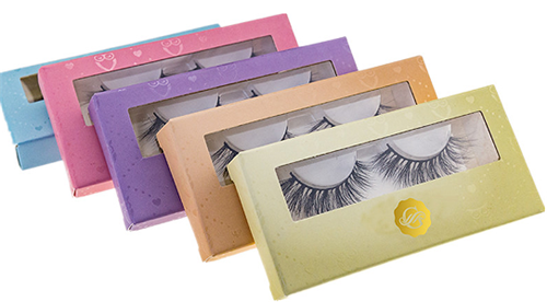 Wholesale 3d cashmere faux mink eyelashes customization box factory-Gorgeous Eyelashes Ltd