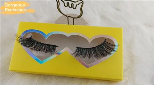 New style 3d faux eyelashes | cashmere lashes vendor-Gorgeous Eyelashes Ltd