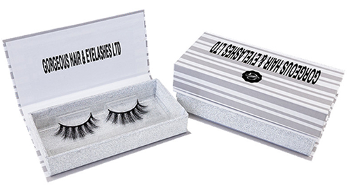 Wholesale custom eyelash packaging box | lash vendor-Gorgeous Eyelashes Ltd