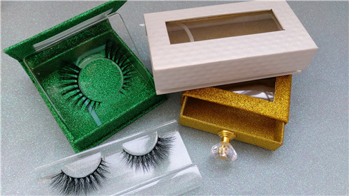 Wholesale 100% real mink eyelashes with private label vendor-Gorgeous Eyelashes Ltd