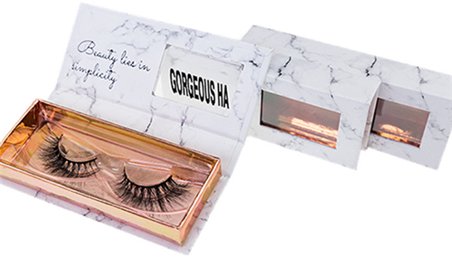 Private label eyelash manufacturer | 25mm Siberian mink lashes-Gorgeous Eyelashes Ltd