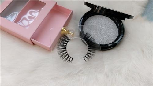 Strip eyelashes vendor   3d silk synthetic eyelashes private label-Gorgeous Eyelashes Ltd