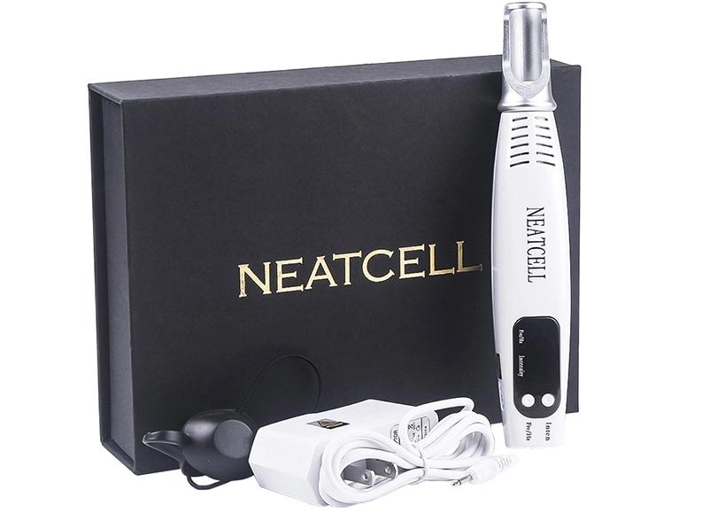 Laser Tattoo Removal Pen Home Use Portable Mole Spots Hair Removal Skin Rejuvenation LR-425