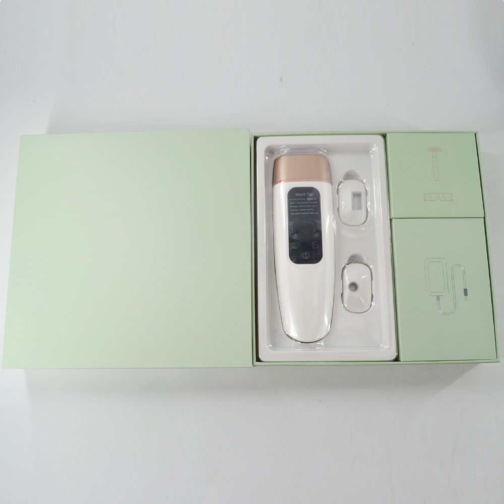 IPL Laser Hair Removal Machine Home Use Portable Electric Epilator AI08