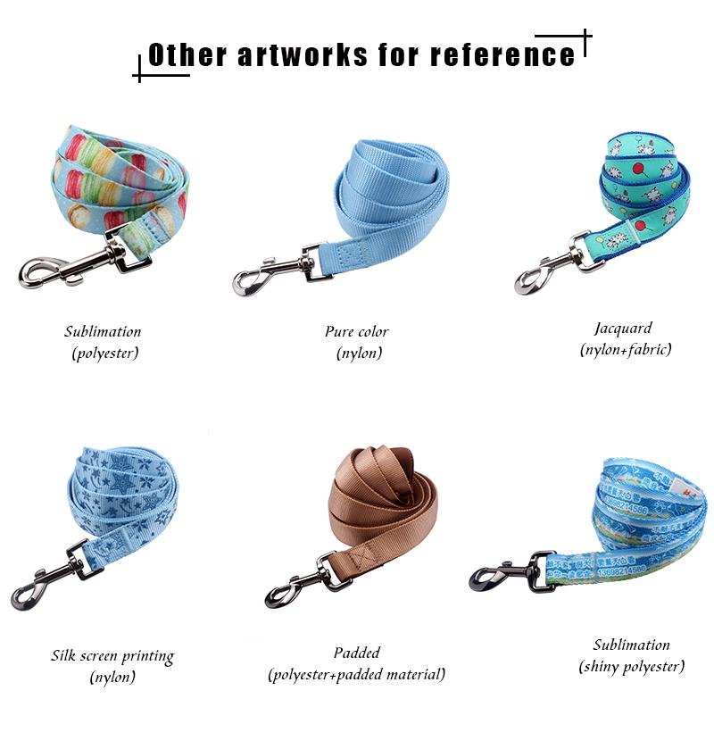 6 kinds of dog collars