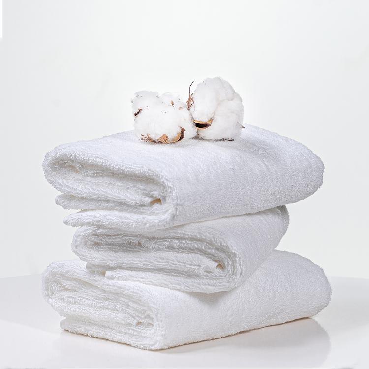 ELIYA High Quality Hotel Bathroom Linen White Towel Set Wholesale