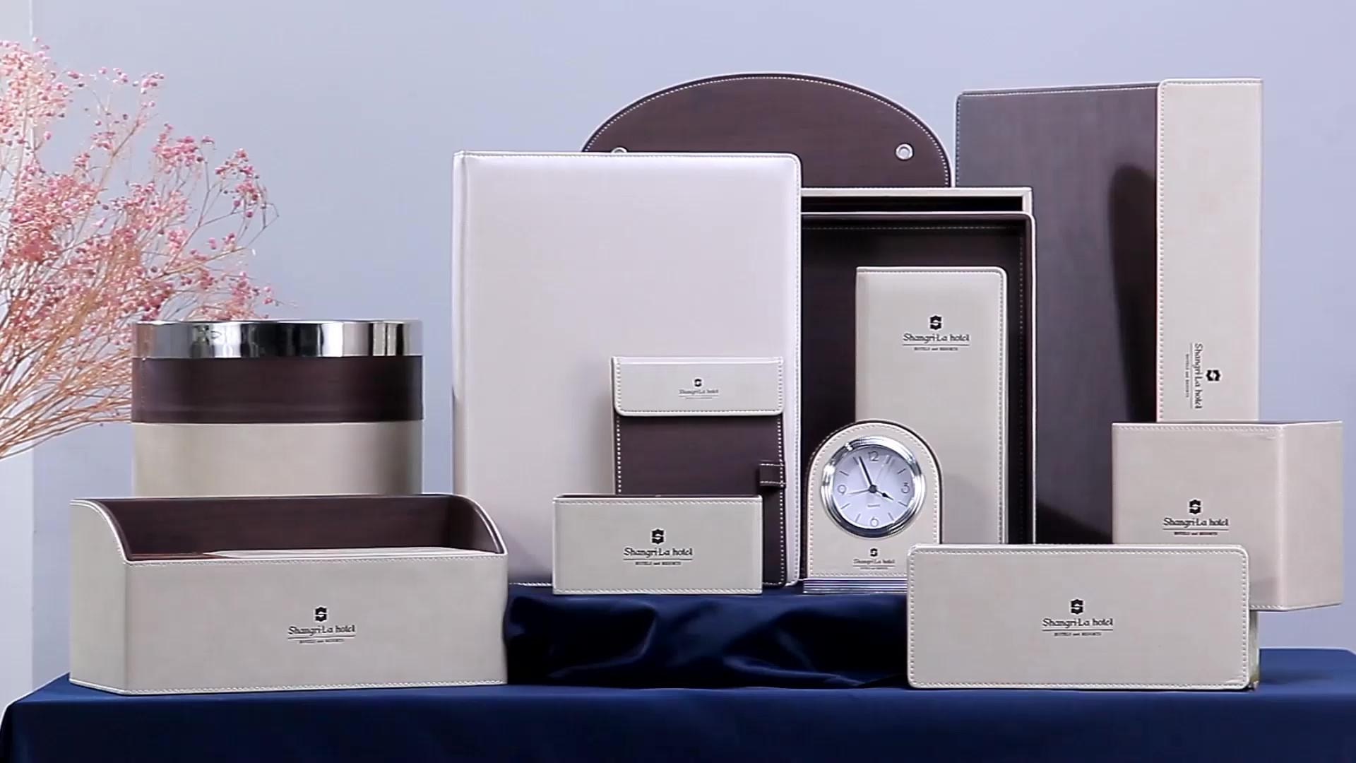 High Quality Guestroom Accessories Set Wholesale - Shangri-La Series