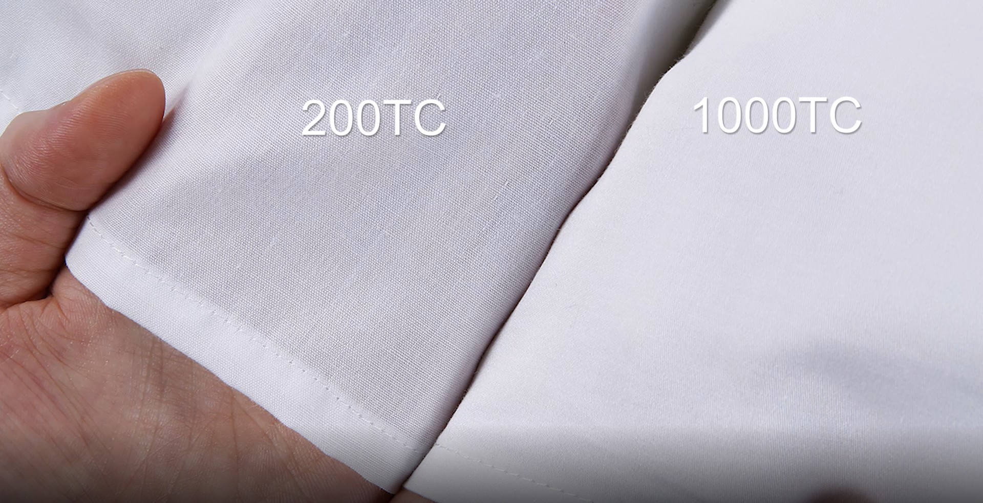 Professional Luxury Hotel Bed Sheets Thread Count Show - ELIYA Hotel Linen Co., Ltd. manufacturers