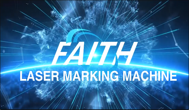 laser marking machine with optional source for metal and plastic | Faith