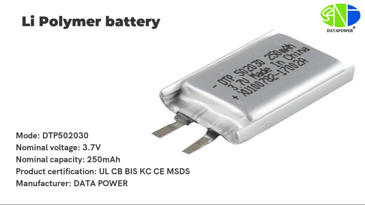 10-1000mah Lithium polymer battery Wholesale Suppliers