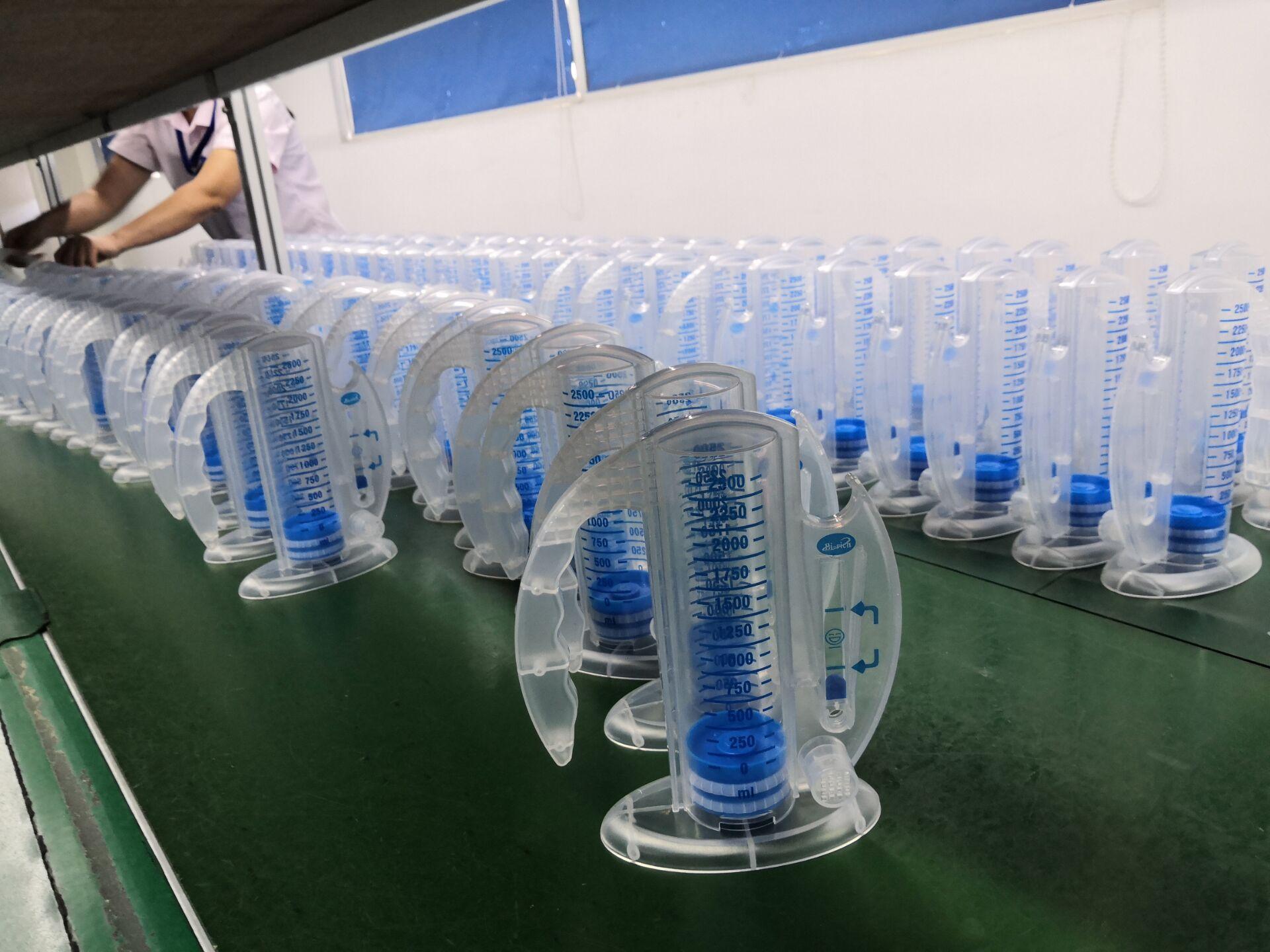 Fabricants de spiromètres professionnels