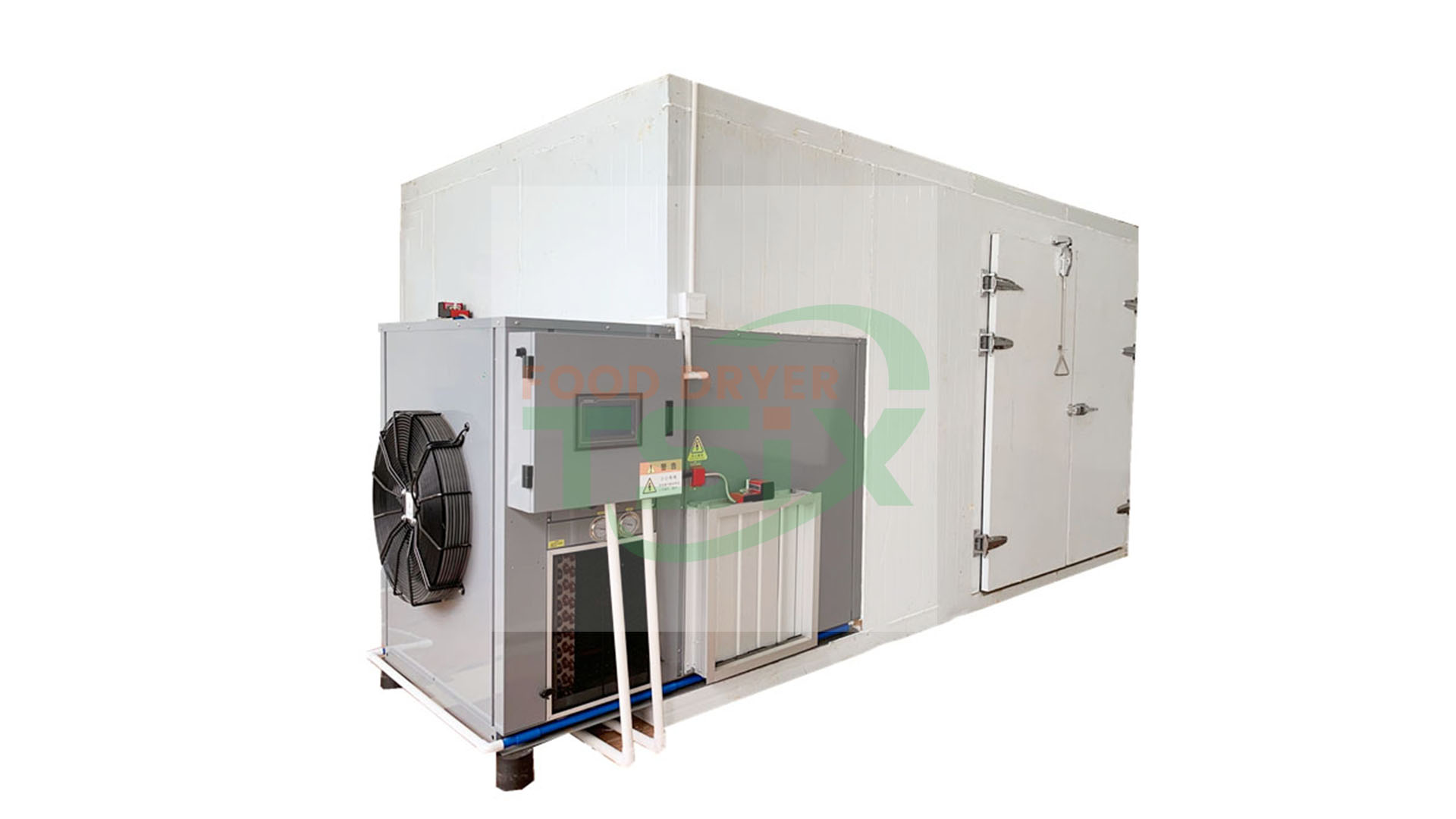 HighQuality 500kg Fruit and Vegetable Dryer Machine with 192 Trays-DPHG080S-G Wholesale-Foshan Shunde Twesix Energy Co.,Ltd