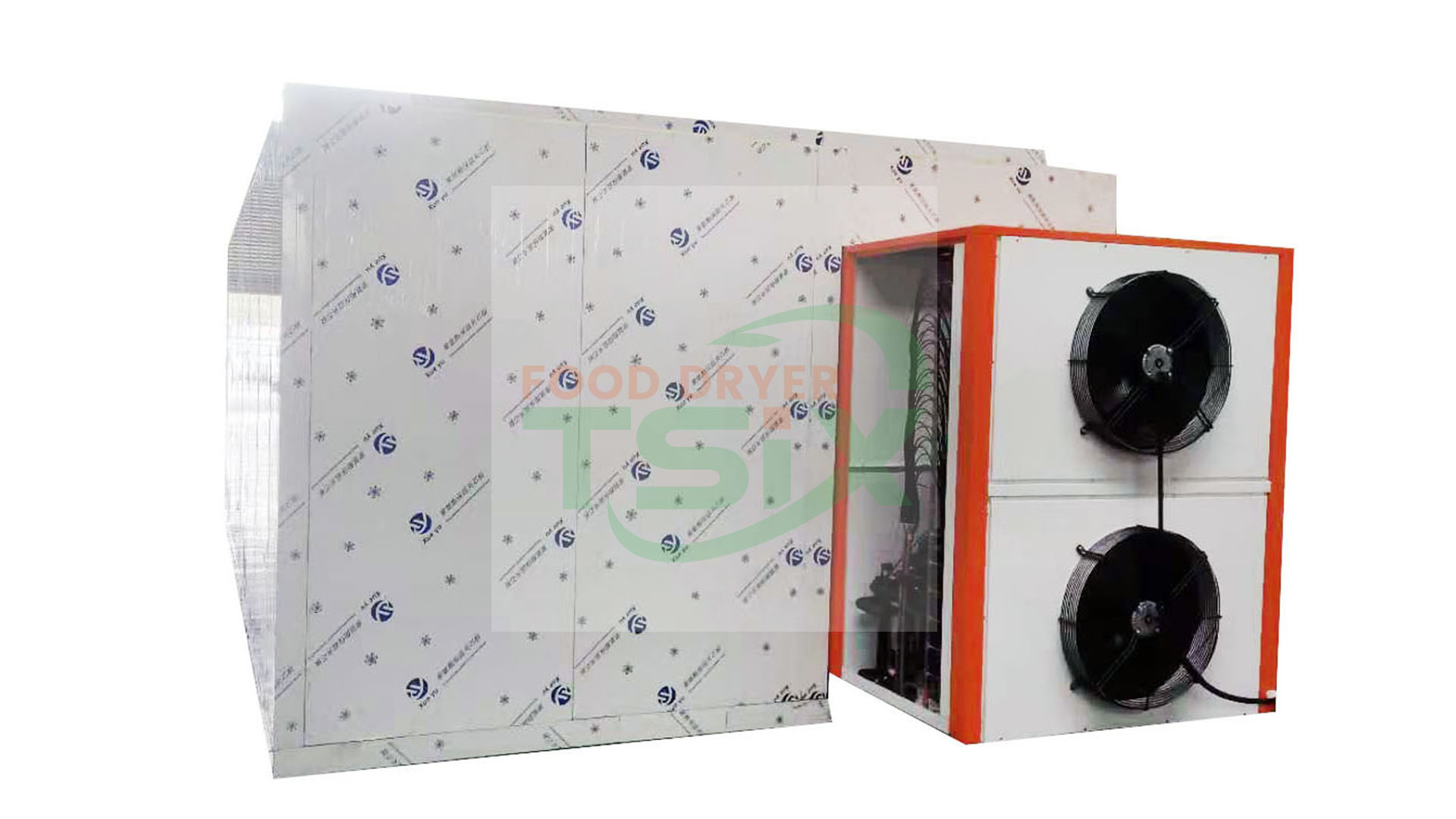 Customized Industrial Feed Food Fruit Vegetable Hot Air Dryer Drying Machine manufacturers FromChina