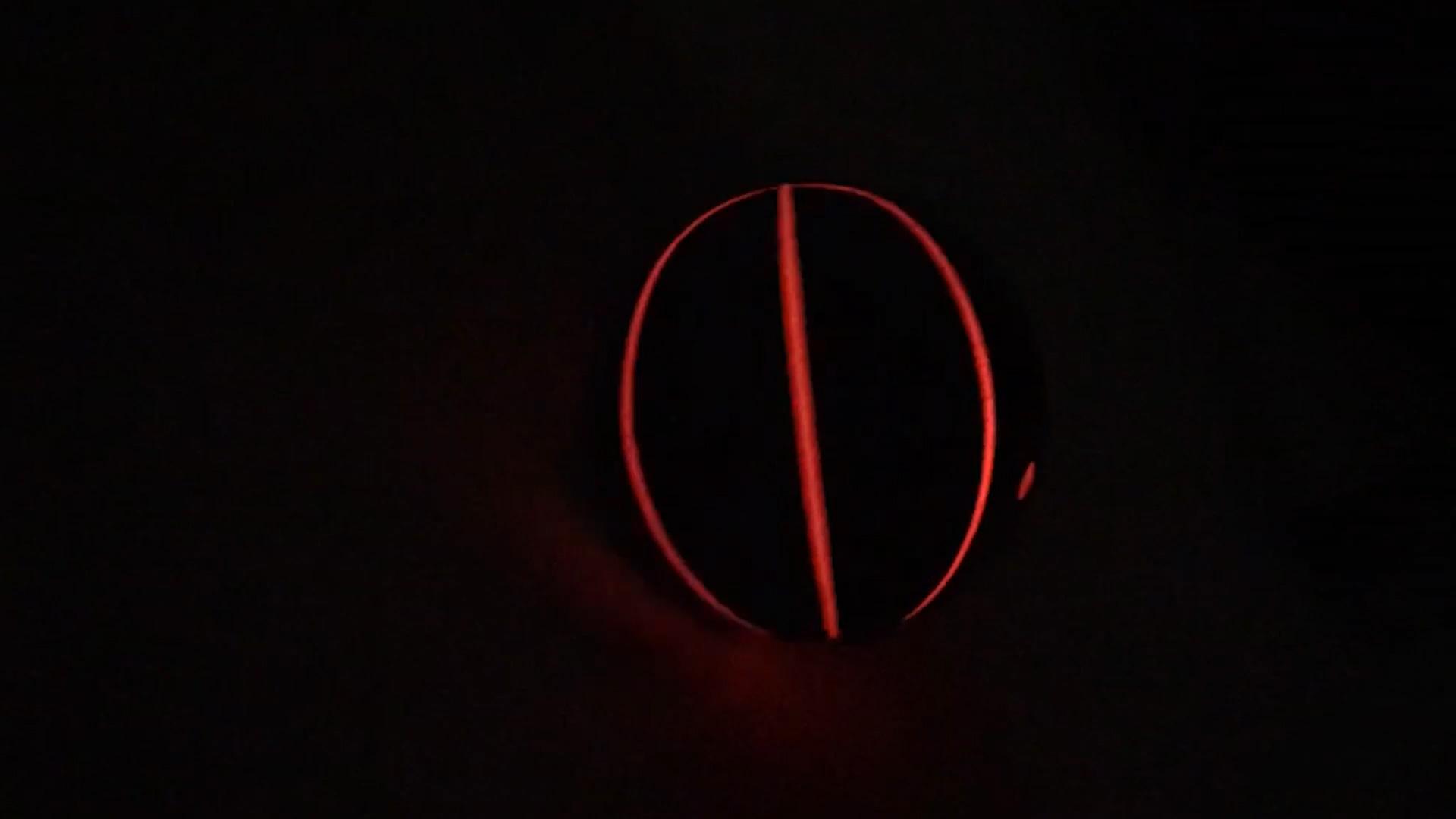Светящийся пользовательский логотип кожаный баскетбол