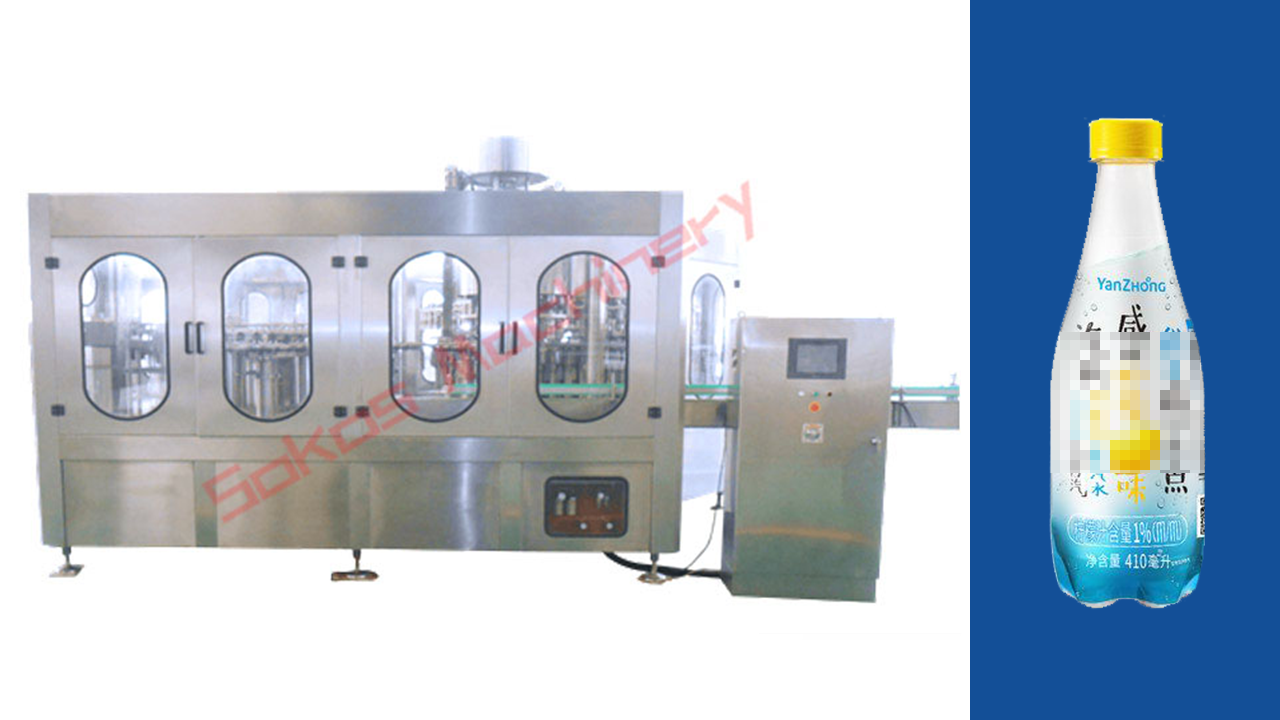 Professional Carbonated drinks filling machine manufacturers