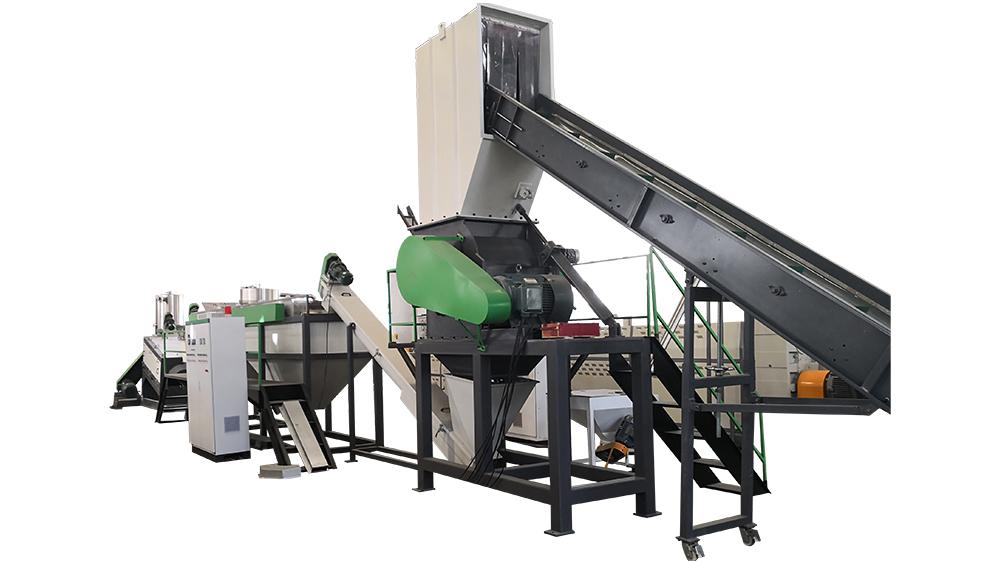China Professional HDPE plastic bottle washing recycling machine line Elant manufacturers