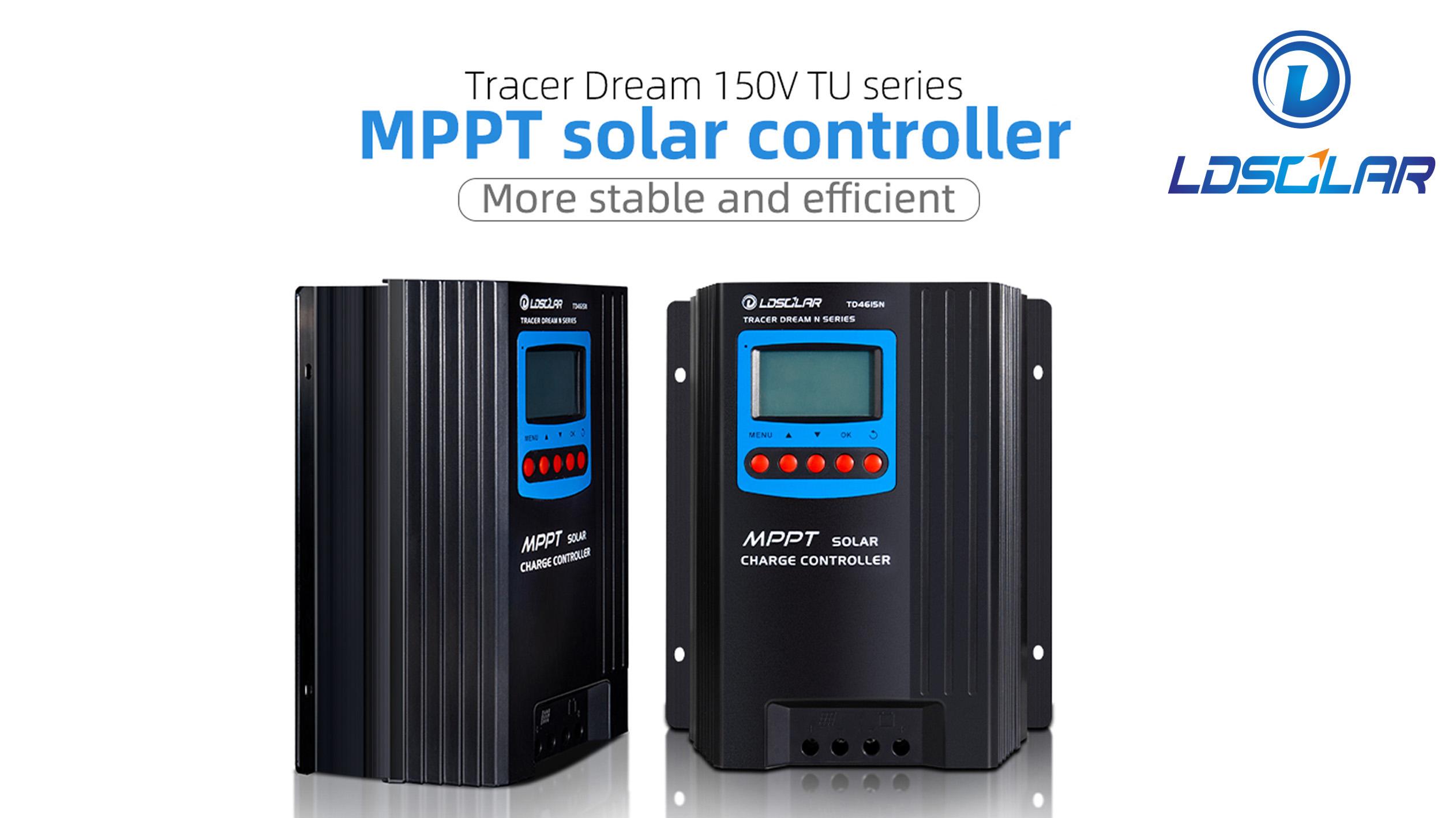 Regolatore solare MPPT Tracer Dream 150V serie TU