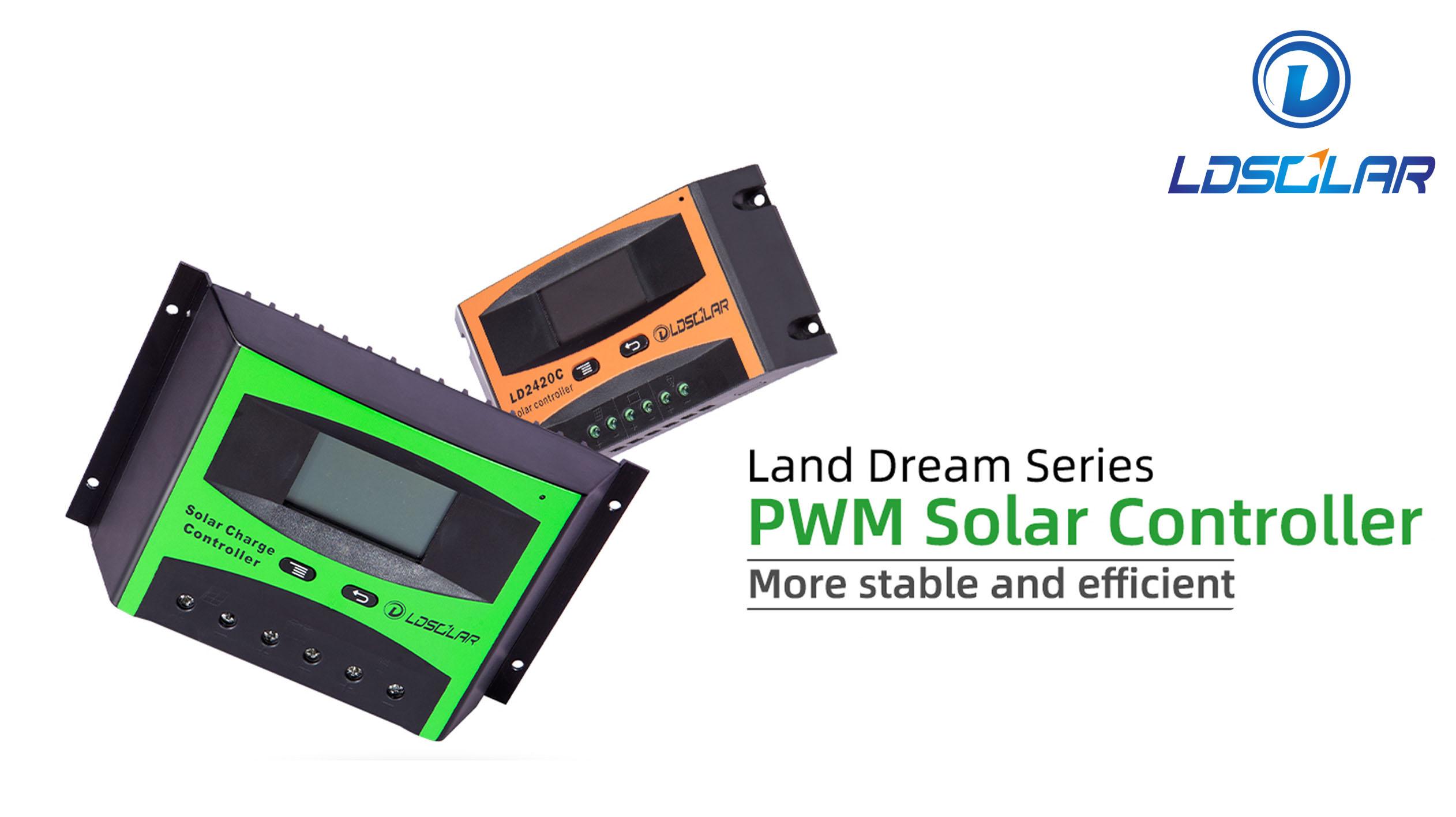 Land Dream Series PWM Solar Controller
