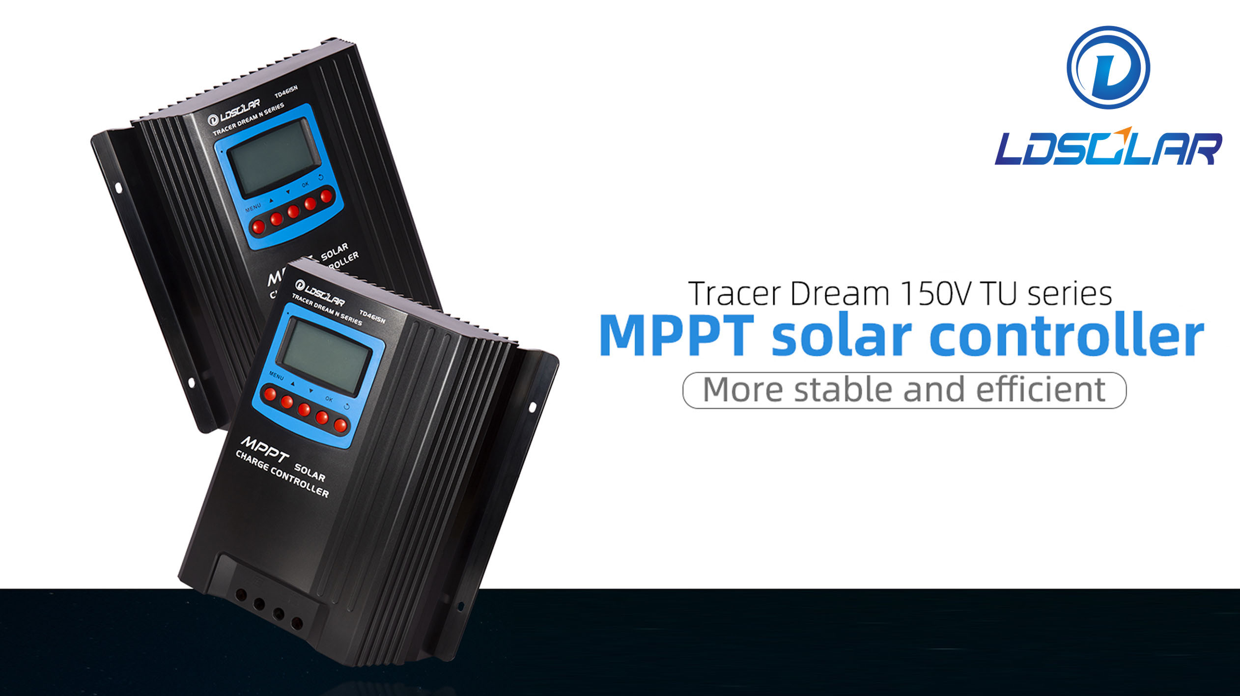 Tracer Dream 150V Series MPPT Solar Charge Controller