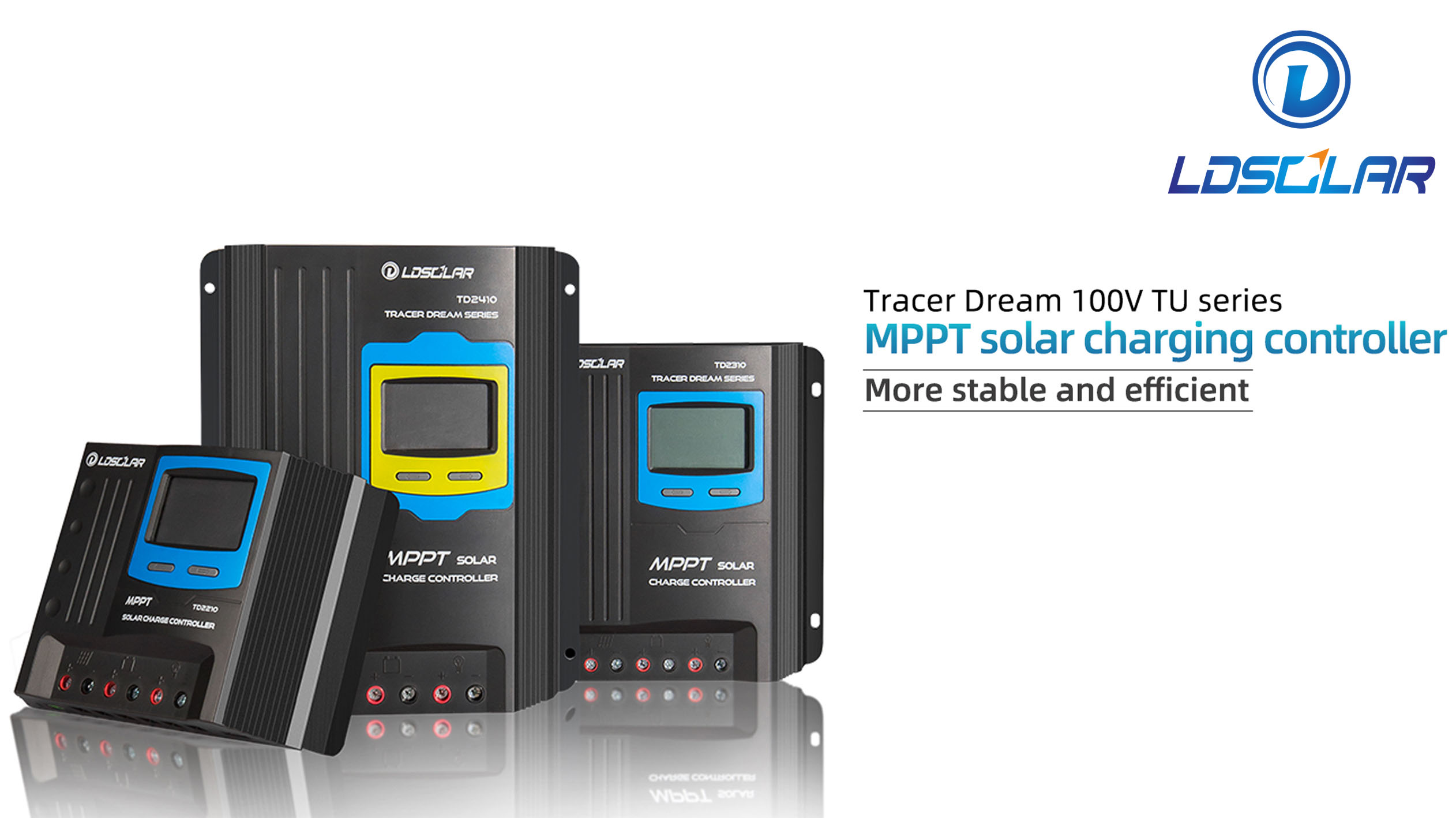Tracer Dream 100V Series MPPT Solar Charge Controller