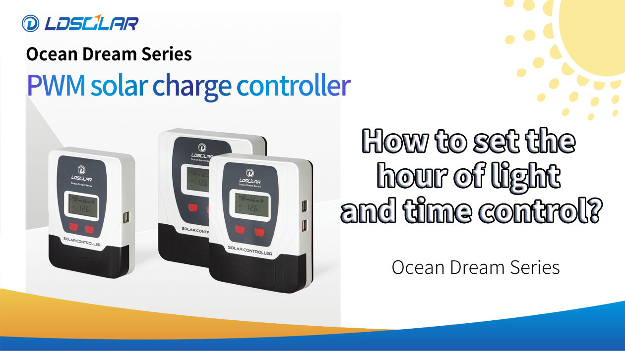 China how to set the hour of light and time control? manufacturers -