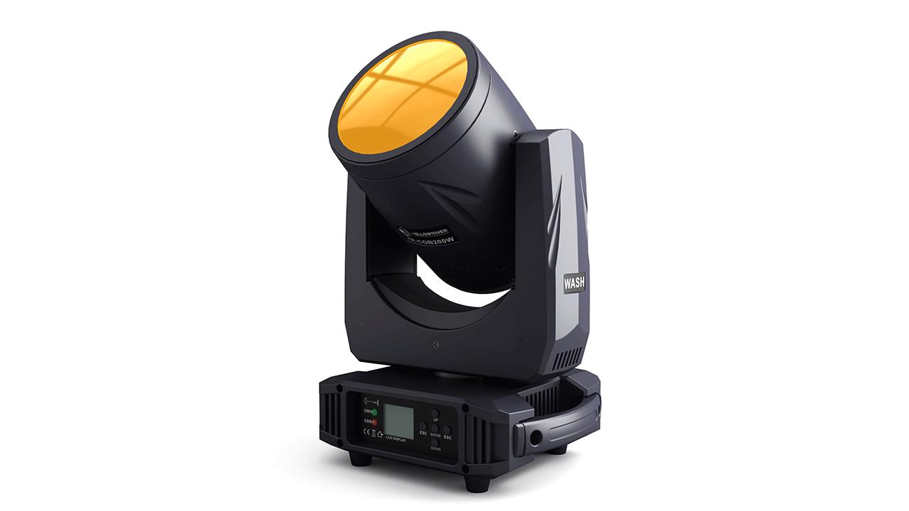 YR-COB200Z LED Moving head wash
