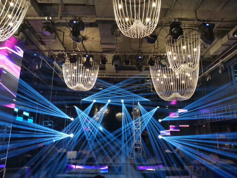 380W moving head beam use in Bar / DJ