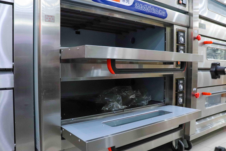 Bakery Equipment For Restaurant Freestanding/Tabletop Portable Pizza Oven