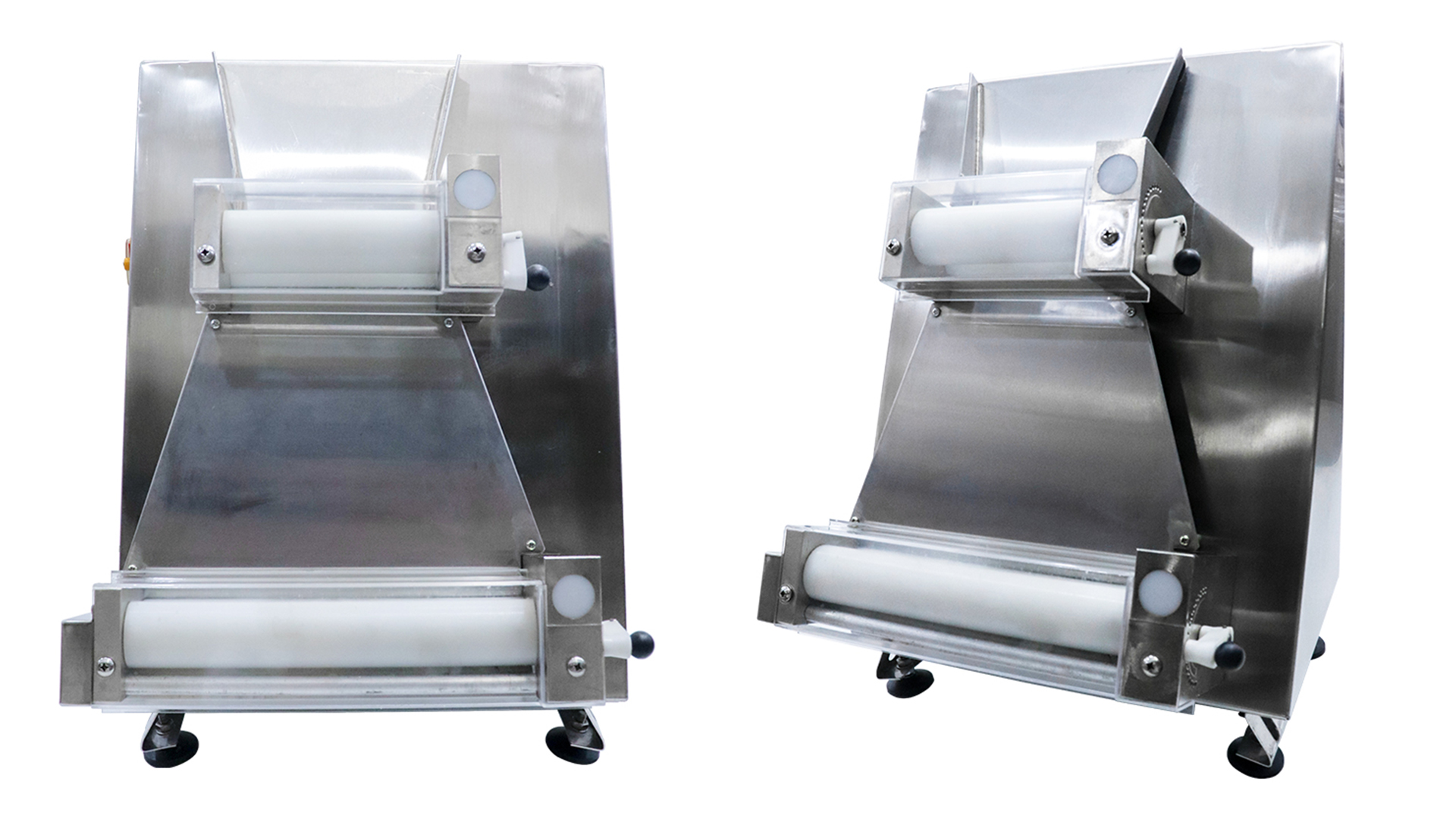 Commercial Pizza Rolling Machine Dough Press Machine Roller Sheeter