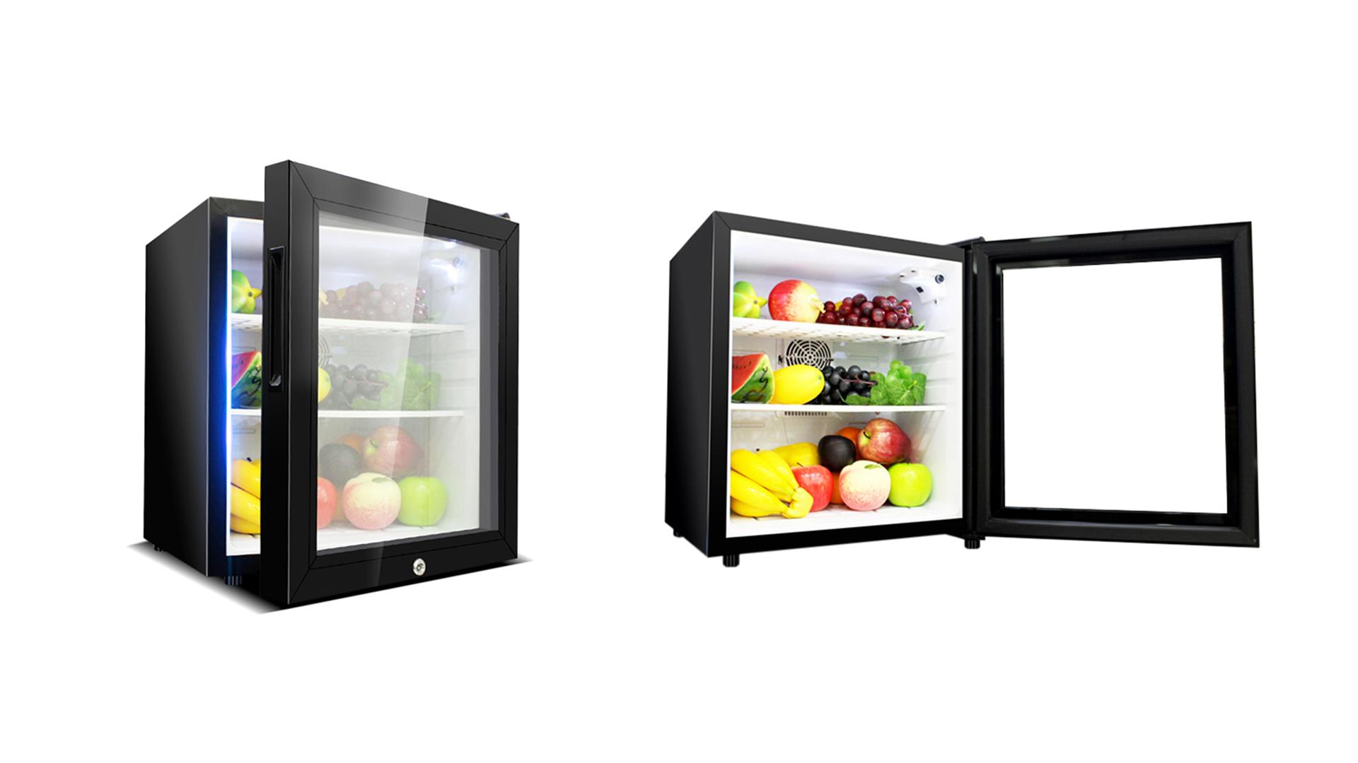 30L /42L Hot Sale Household Small Refrigerator, Hotel Mini Bar Fridge