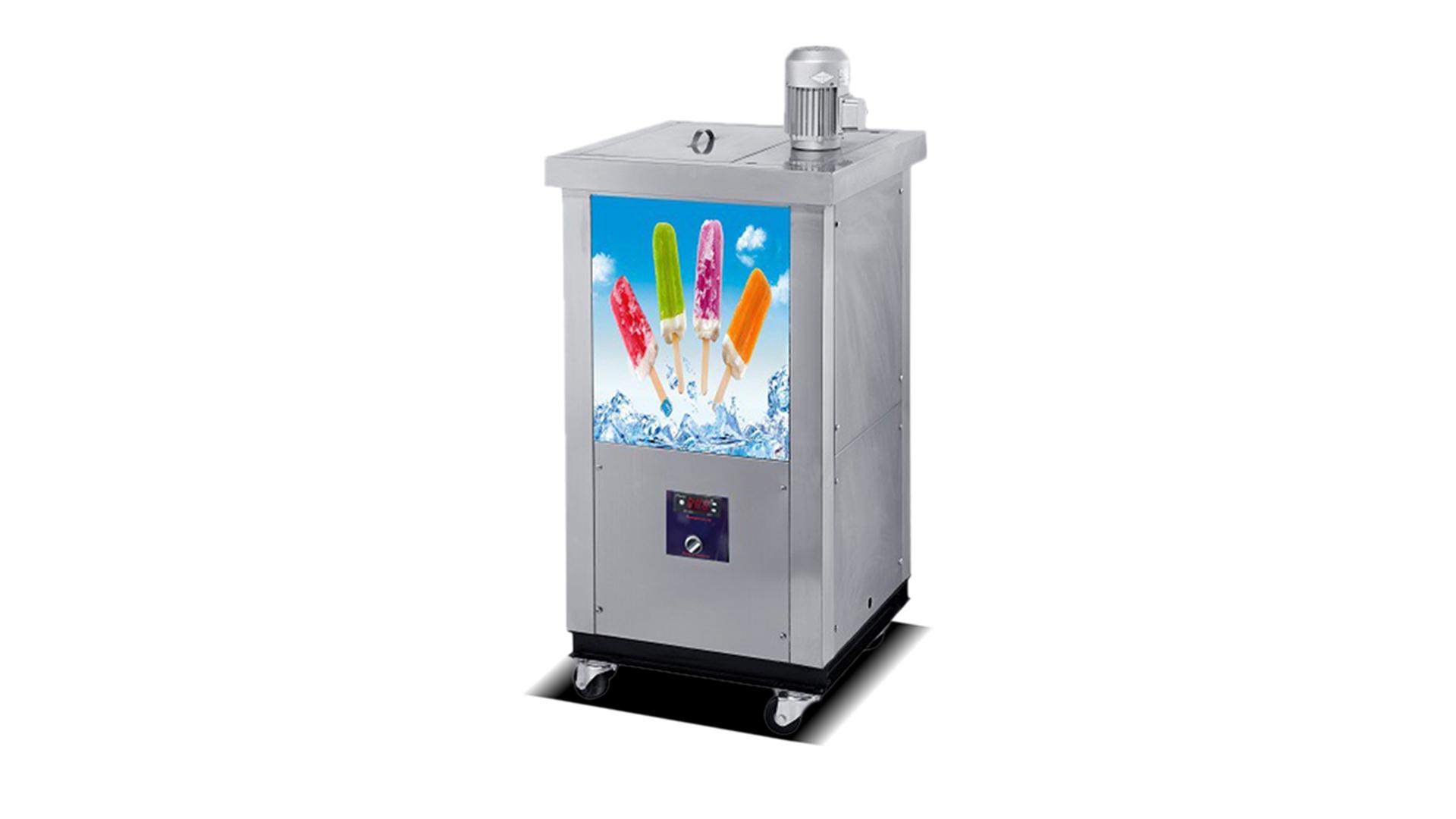Commercial Speediness Ice Popsicle Maker Machine, Frozen Ice Sucker Machine for sale