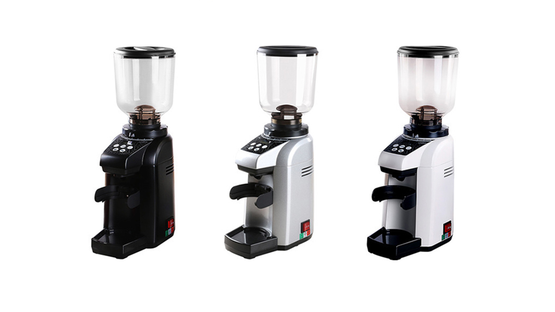 Easy operated automatic Coffee Grinder / Electric Burr Coffee Grinder for sale