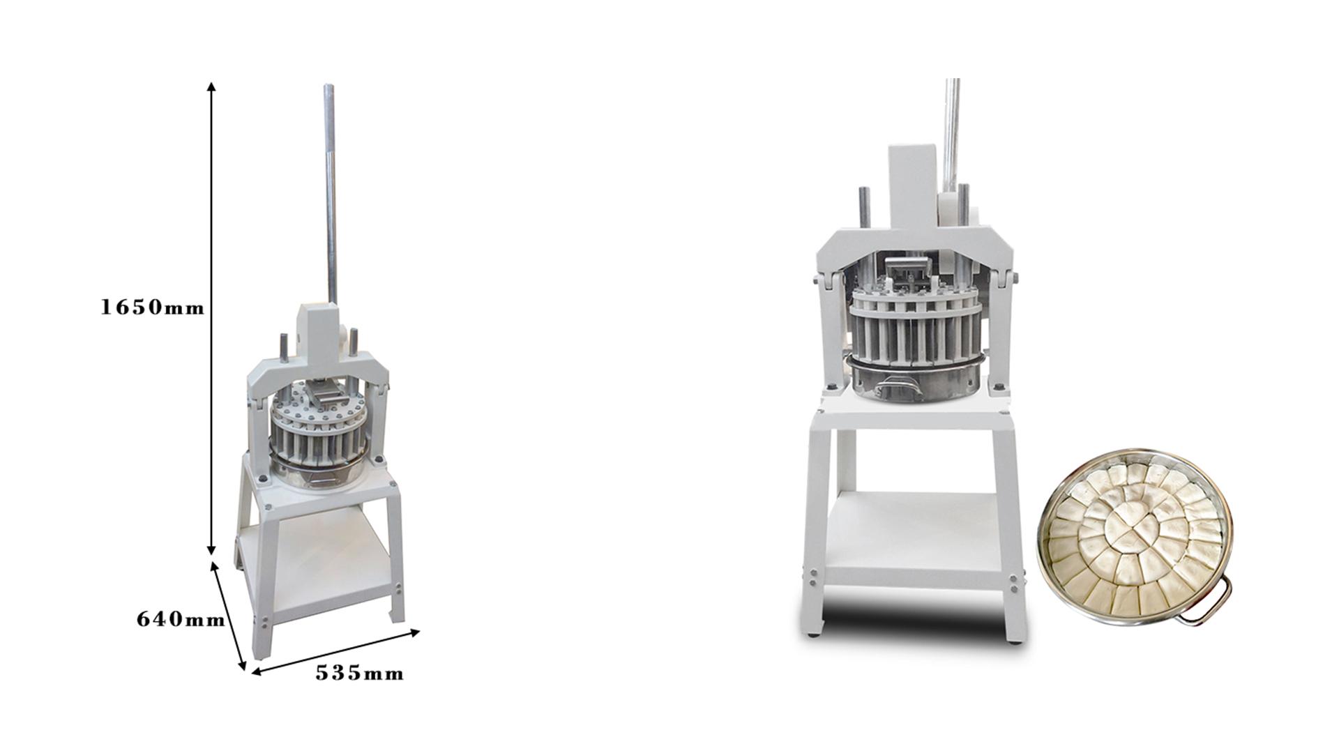 36 PCS Professional Cutting Bakery Machine Manual Dough Divider