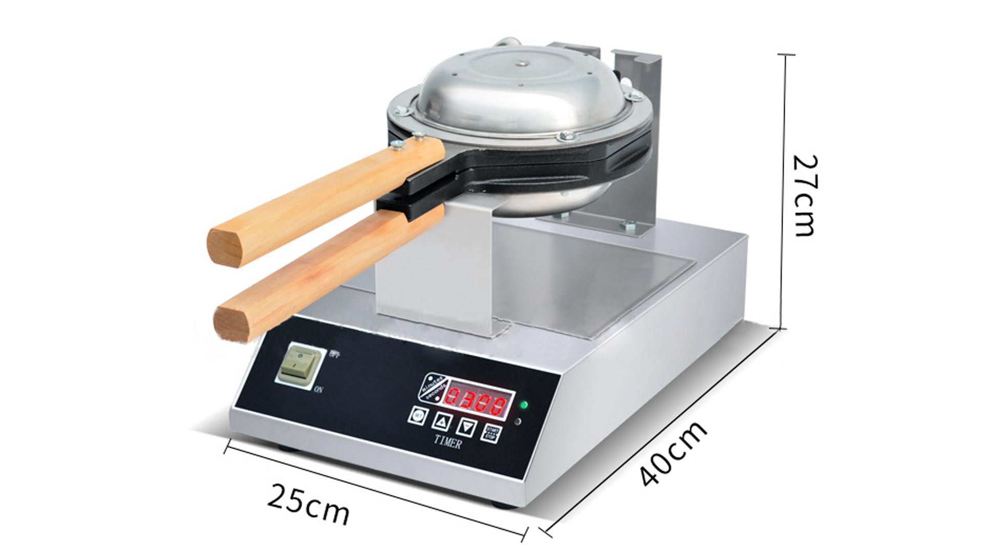 Benchu commercial household electric egg pan mold for egg yolk machine set snacks