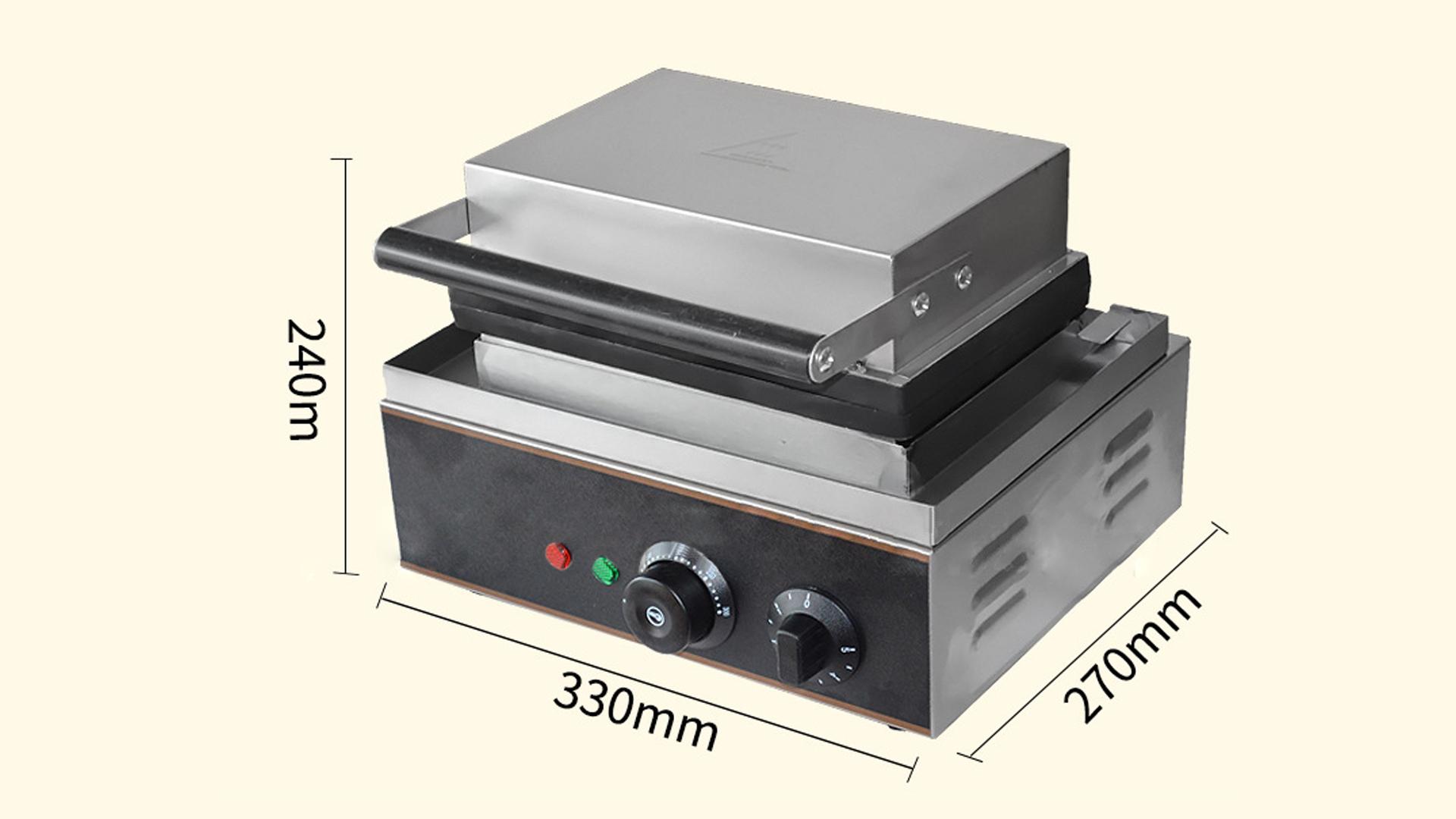 Macchina per frollini fragranti della prugna commerciale FY-210 Macchina per la ciambella elettrica del fel-210 Muffin francese