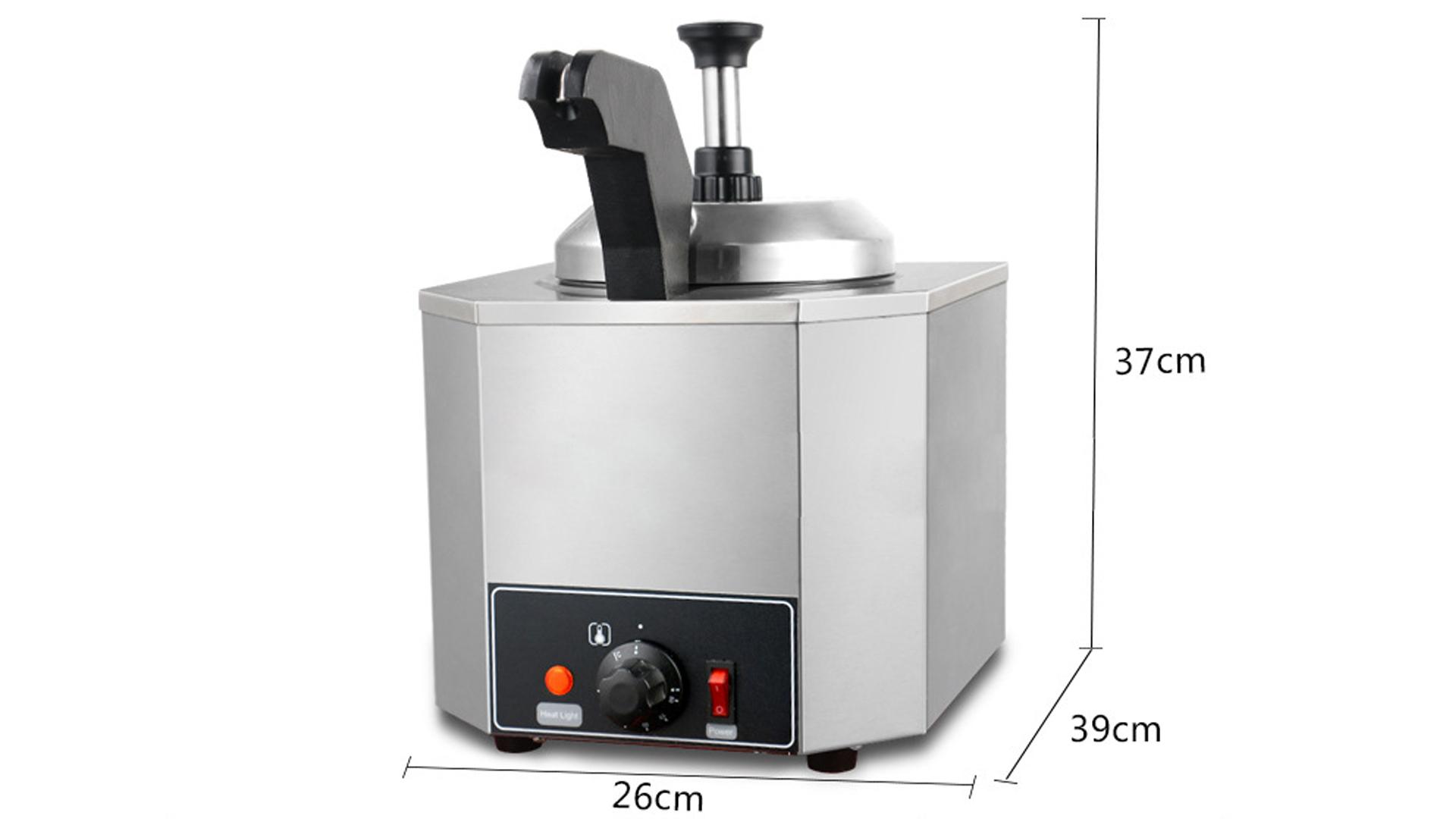 Machine d'isolation de la sauce à tête unique Benchu FY-Q7-A Conteneur de température constante Machine d'isolation professionnelle