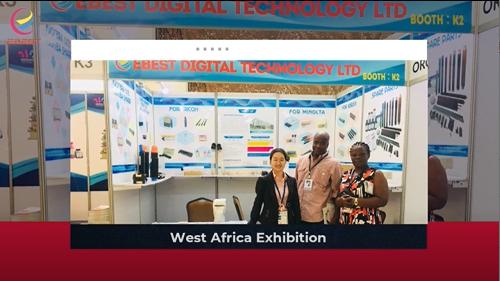 Grup Berkualitas Tinggi Foto Pameran Internasional yang Sukses dan Penandatanganan Pelanggan Grosir - Ebest Digital Technology Ltd.
