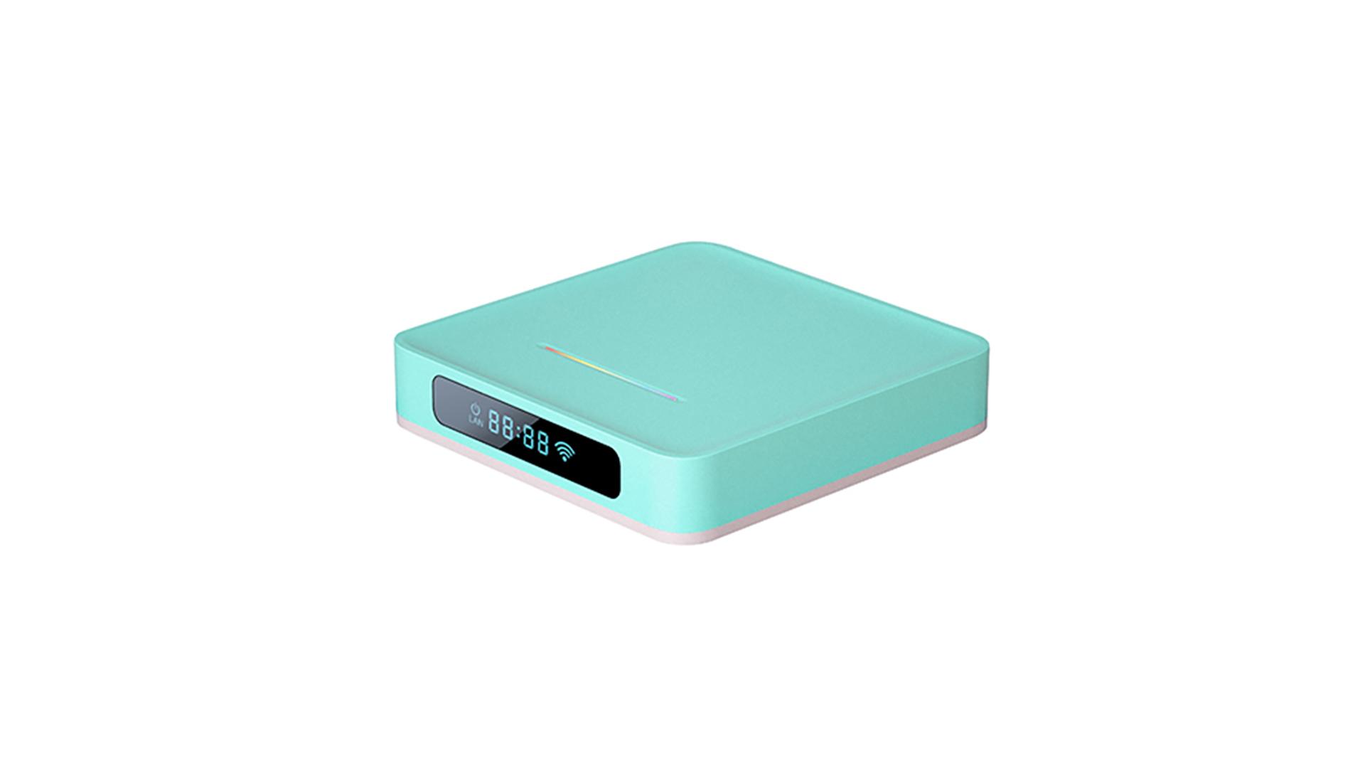 Utocin Quad-core Cortex-A53 1.1GHz Android TV box A95X R5 Rockchip RK3318 Mali 450 GPU