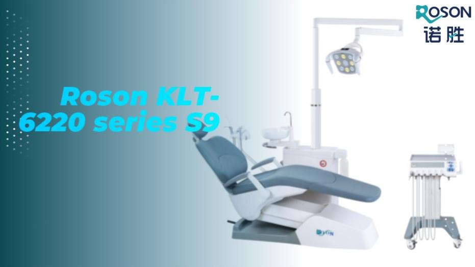 Best Dental Unit ChairKLT-6220 S9 For Sale