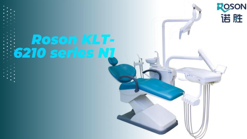 Sillas dentales asequibles ROSON KLT-6210 Series N1