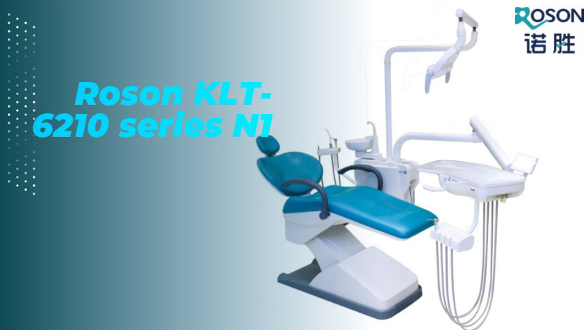 Sedie dentali a prezzi accessibili Roson KLT-6210 serie N1