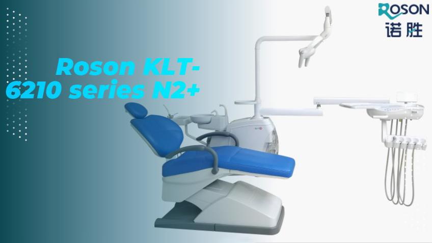 New dental Chair Roson KLT-6210 series N2+