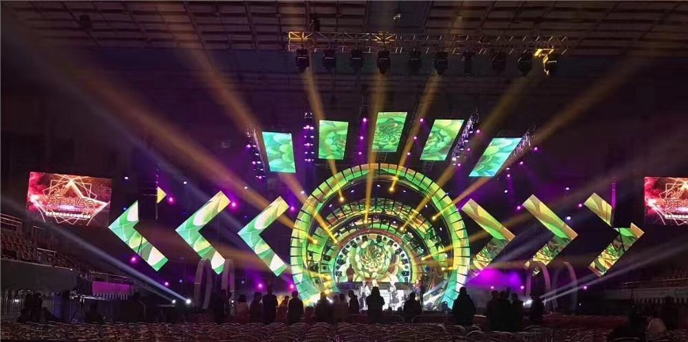Best Selling P2.6/ P2.97/ P3.91/ P4.81 Indoor and Outdoor Rental Stage LED Screen | MDS LED DISPLAY