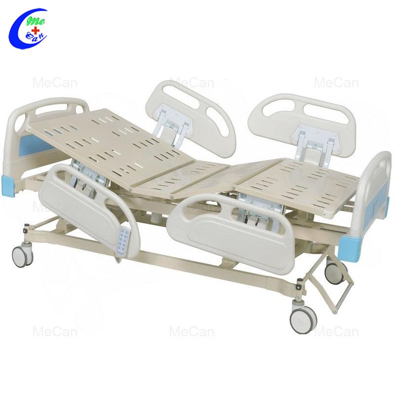 Beste Kwaliteit ICU Remote Control 5 Funksie Elektriese Hospitaal Bed Factory