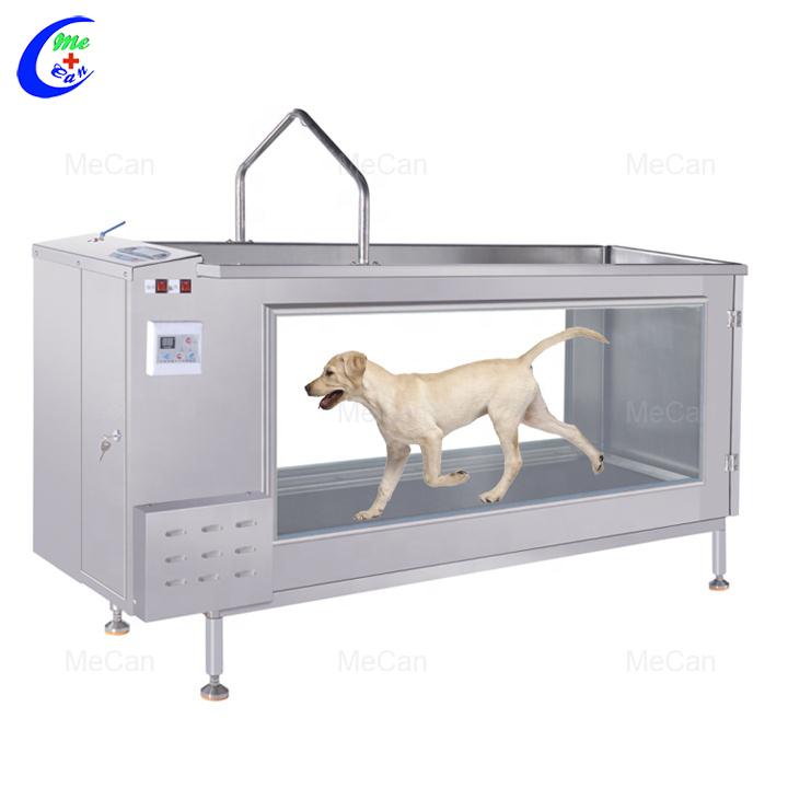 Professionele elektriese mediese rehabilitasie onderwater treadmill masjien vir honde vervaardigers