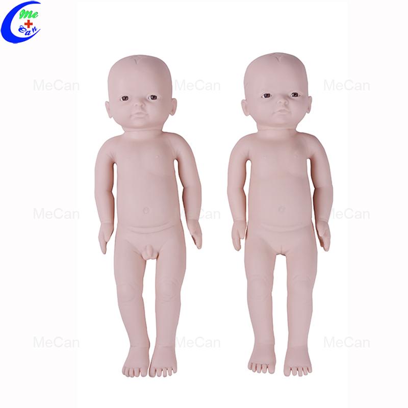 Hoë kwaliteit pasgebore model en manlike torso groothandel - Guangzhou Mecan Mediese Beperk