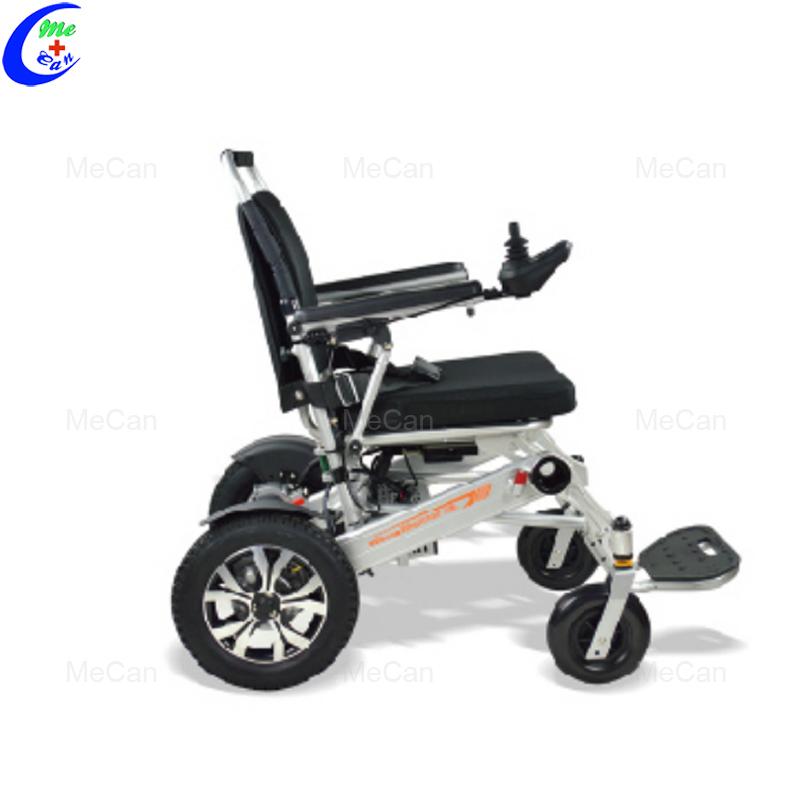 Bester Leichtklapp alte Leute Motorisierter Rollstuhl behinderter Rollstuhl Elektro-Rollstuhl zum Verkauf Fabrik-Preis - Mecan Medical