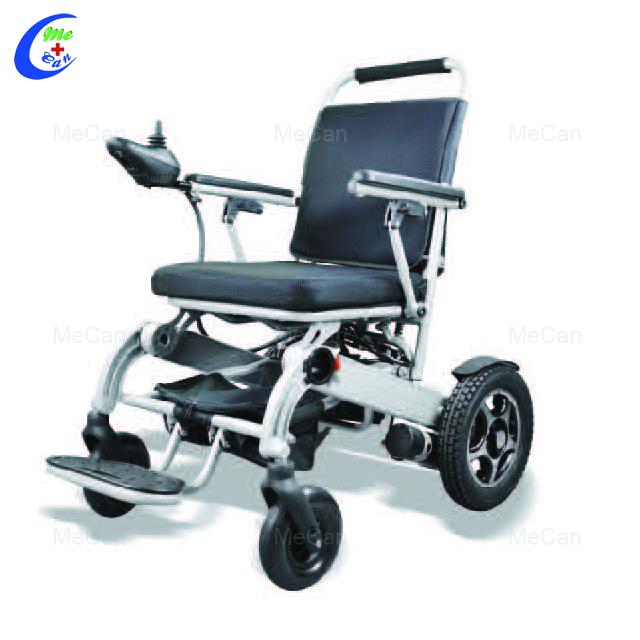Hohe qualität leichter faltbarer faltbarer elektrischer Rollstuhlhersteller - Guangzhou Mecan Medical Limited