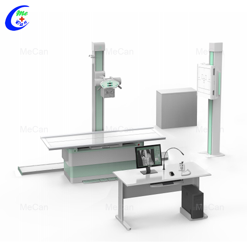 Beste Kwaliteit Hoë Frekwensie Radiologie Stelsel X-Ray Machine Factory